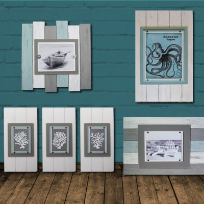 wooden frame set