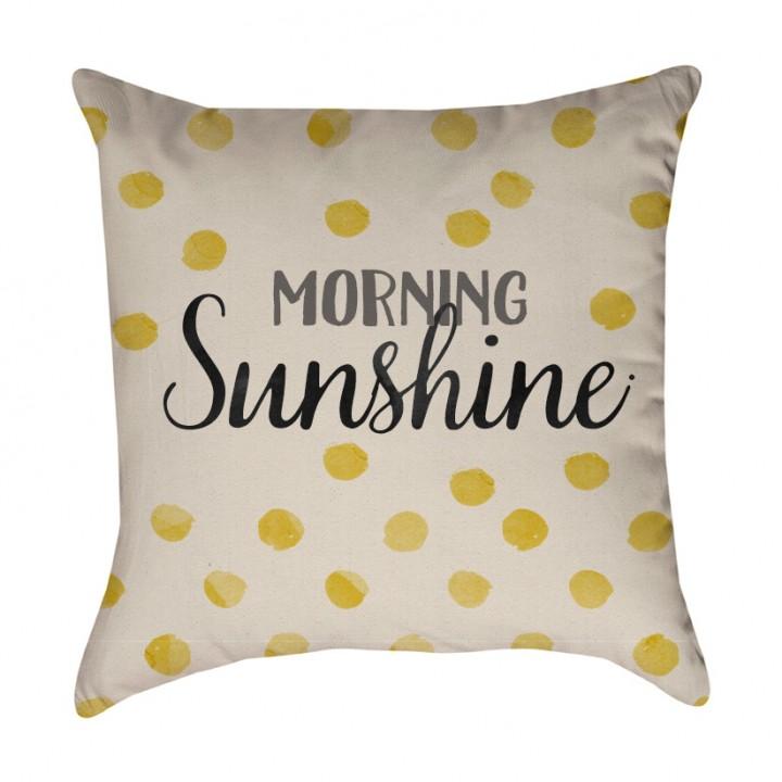 Morning Sunshine Pillow Cover