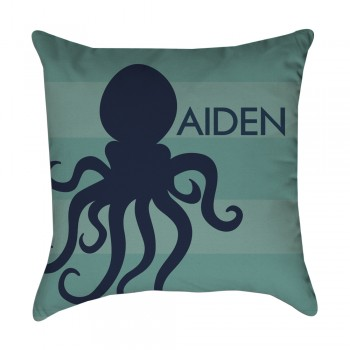turquoise_navy_octopus_pillow