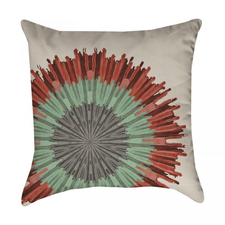 Tribal Medallion Pillow Cover