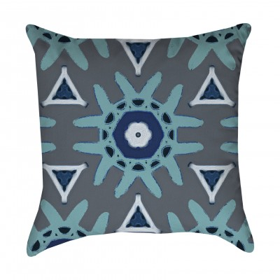 Tribal Bohemian Outdoor Pillow