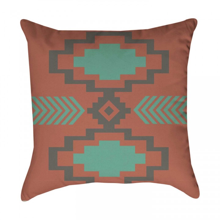 Tribal Pattern Pillow Cover