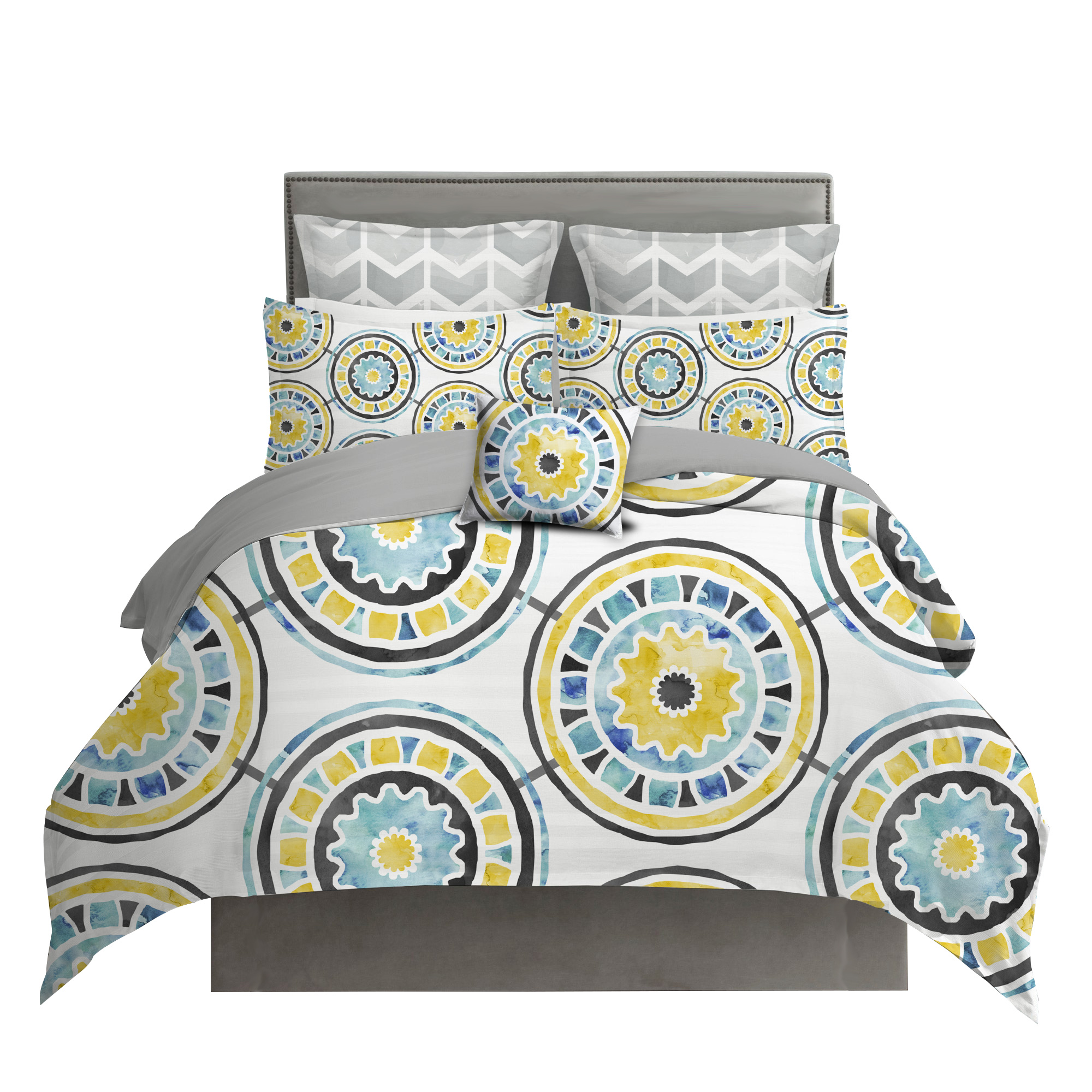 to cover blog three pillow duvet body how ways dormify with the fuzzy a our style tan wildandfree set styled medallion fringe painted
